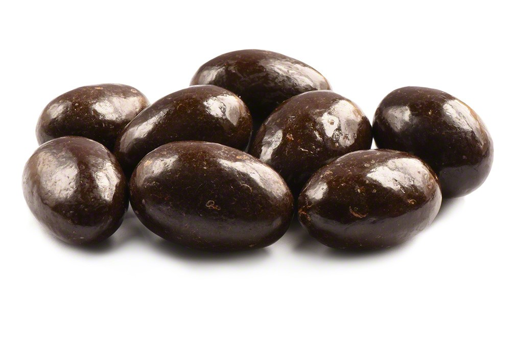 Dark Chocolate Covered Almonds Bulk - Dark Chocolate Almonds
