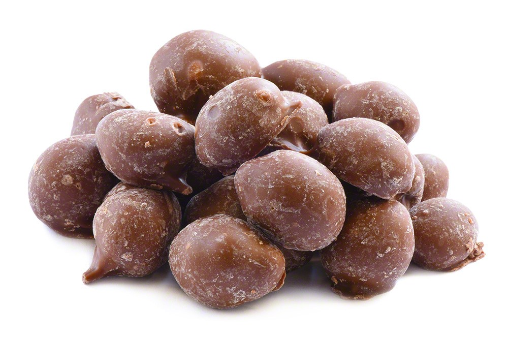 Double Dipped Chocolate Covered Peanuts Double Dipped
