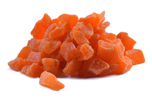 Dried Mango Diced
