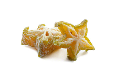 Dried Star Fruit