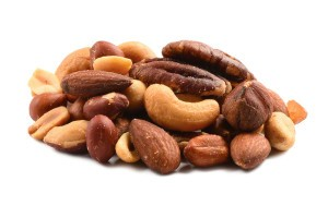 Mixed Nuts Roasted Salted - Nutstop