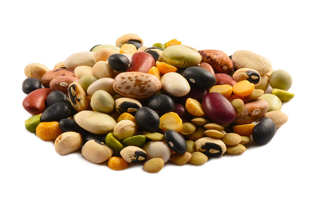 how to cook mixed beans