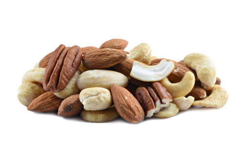 Deluxe Mixed Nuts Raw