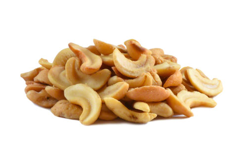 Cashew Pieces Roasted Salted