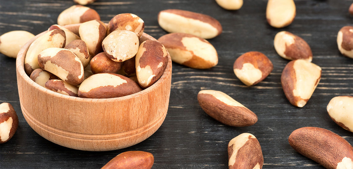 Brazil Nuts — Keto Diet